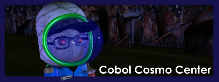 COBOL PONGIDE - Cobol Space Center